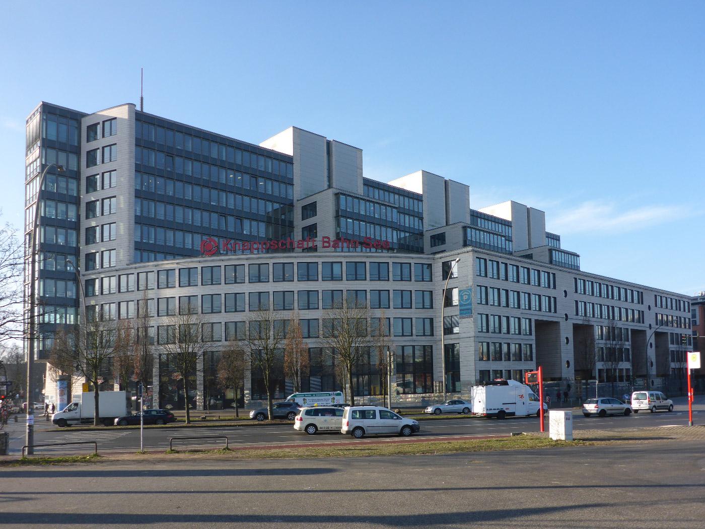 Büro- u. Geschäftshochhaus, Millerntorplatz 1, Hamburg