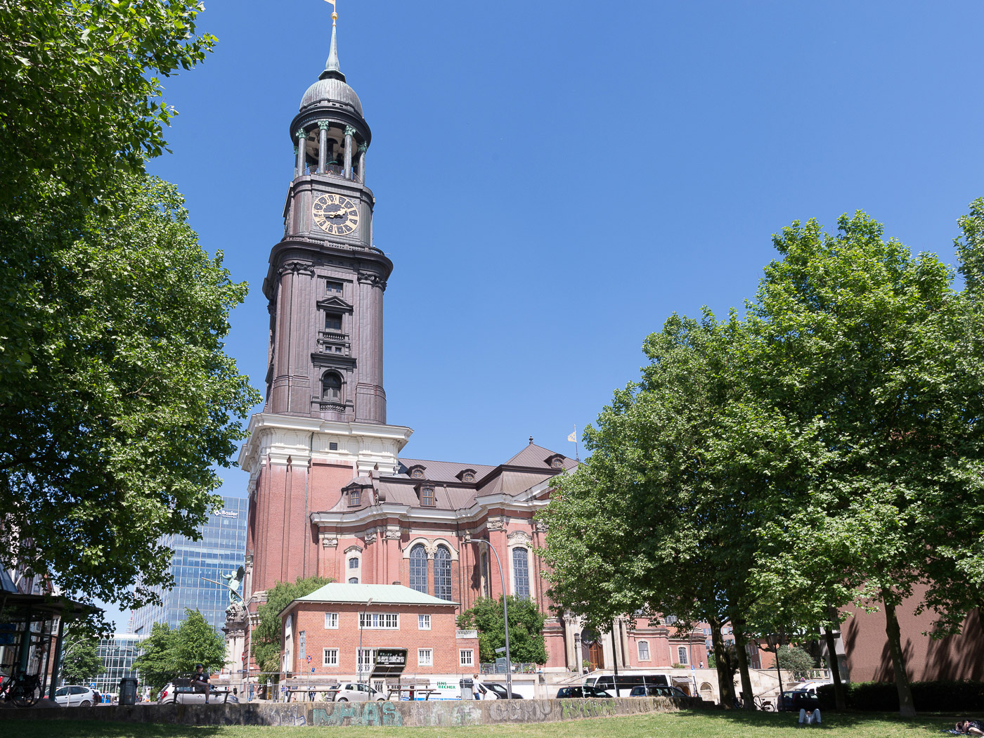 Besucherzentrum St. Michaelis, Hamburg