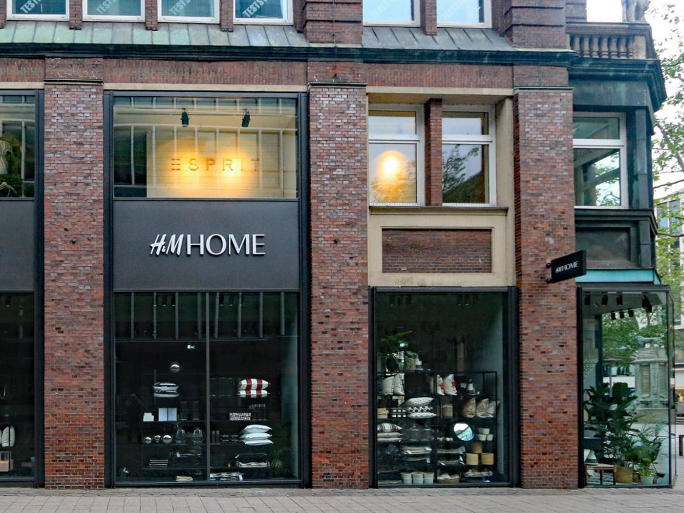H&M Home, Mönckebergstraße, Hamburg